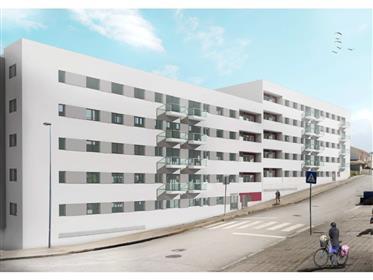 Apartamento T3 com lugar de garagem na entrada de Ermesinde