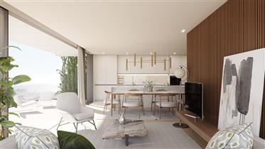 Appartement 2 chambres dans un emplacement privilégié, Matosinhos South