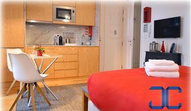 T0 apartamento con rentabilidad en el centro de Oporto