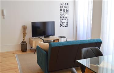 T0+1 apartamento con rentabilidad en el centro de Oporto