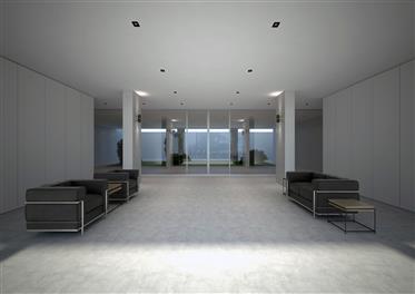 Fabuloso apartamento T3 Matosinhos Sul em construção de referência - Matosinhos