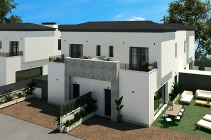 Prices from € 128 000 - € 186 000 Prices from € 248 500 - € 265 000 Semi-detached villas i