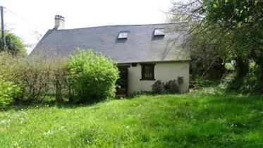 Maison de campagne à colombages d'env. 90 m² hab. Sur jardin...