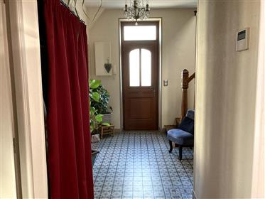 Maison de village 130 m² + jardin clos 1750 m² + dépendance