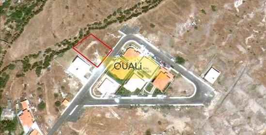 Stedelijke toewijzing land-Porto Santo Island-€67.000,00