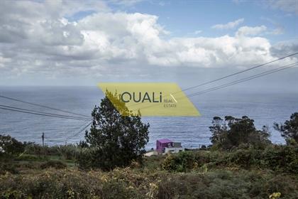Terrain de 477m2 , situé à Porto Moniz - €26.500,00