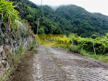 Herrliches Land im Arco de do São Jorge - Insel Madeira € 600.000,00