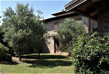 Real stone house detached North Italy