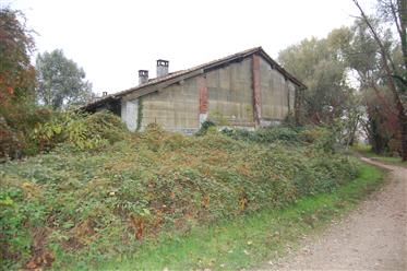 A Naturalistic Aerial Mill To Be Restored