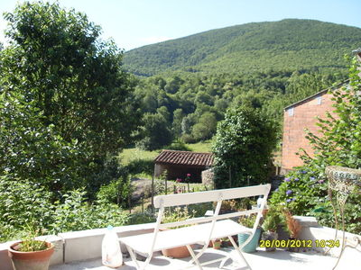 Reduced -Large house nestling in the Montagne Noir in the Tarn with quiet and lovely landscape views