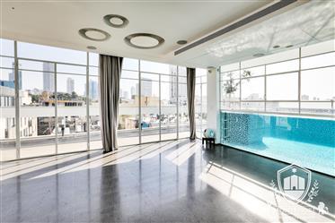 Penthouse De Luxe Avec Piscine