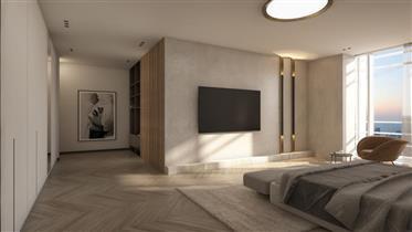 Rare Penthouse À Meier Sur La Tour Rothschild