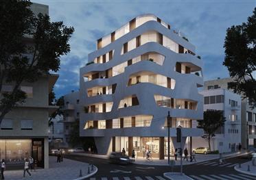 Nouveau Projet Bauhaus À Proximité De La Plage