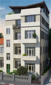 4 Pieces Appartement De Jardin Sur Montefiore St. (Projet)