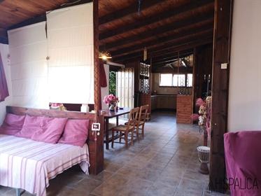 Propiedad con encanto en el campo- 5 Casas En Un Terreno De 5900 m2 - Ideal para un proyec