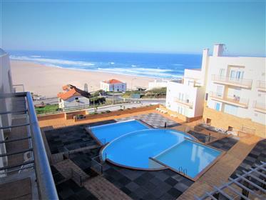 Fabelhafte Wohnung mit privilegiertem Blick auf das Meer
