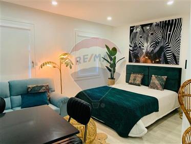 Apartamento T0 Novo junto ao Fórum Aveiro