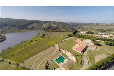 Quinta & Moradia -Única- Barragem Arnoia - Óbidos