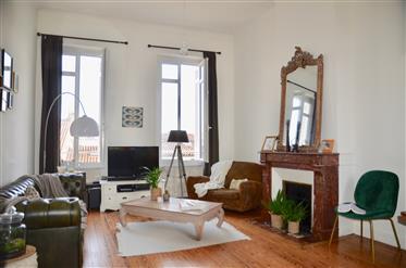 Bordeaux Barrière Du Médoc, Très Bel Appartement Traversant Rénové