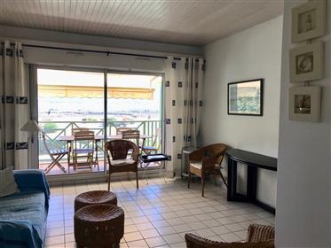 Appartement : 76 m²
