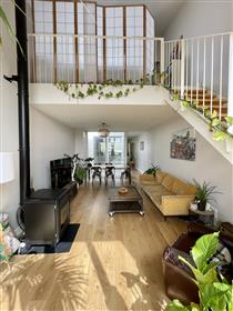Chartrons, Maison Contemporaine Lumineuse Avec Garage