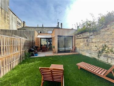 Jardin Public, Adorable Appartement Avec Terrasse Et Jardin