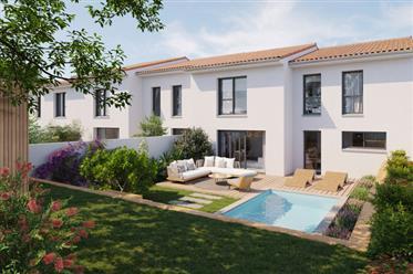 Caudéran, Très Belle Maison Contemporaine Garage, Jardin, Pi...