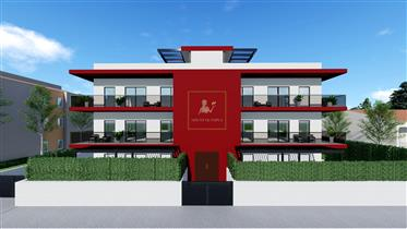 "Apartamento T2 - 1º andar ""H"" - Mount Olympus"