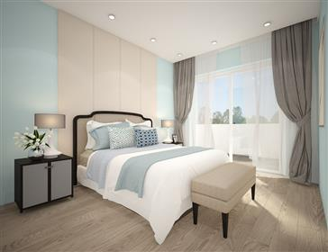 "2 bedrooms Apartment - 2nd floor ""I"" - Mount Olympus"