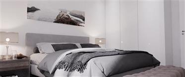 Apartamento T1 -3º andar - terraço privativo - Portas do Sol Tavira