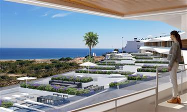 Una vista excepcional sobre el mar Gran Alacant