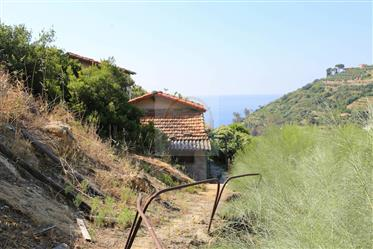 Rustico in vendita a Bordighera zona Montenero con vista mar...