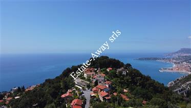 Villa avec vue mer à vendre à Ventimiglia - Mortola Superiore