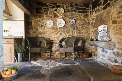 This charming rustic property dating back with its early stones to the 1800s and renovated...