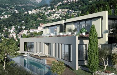 Malousa Ouest Villa perfectly captures the dream of life on the Côte d'Azur