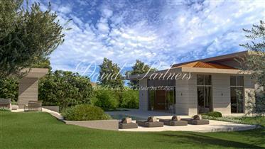 Magnifique villa neuve à Mougins