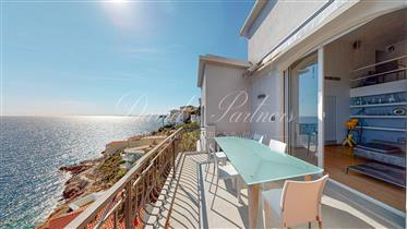 Magnificent villa with panoramic sea view  on Cap de Nice