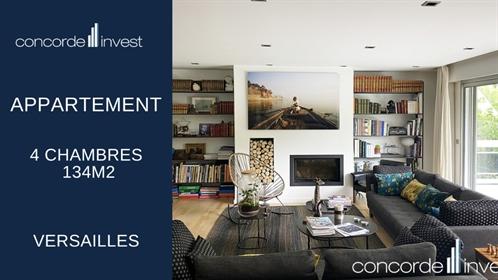 Appartement Versailles 5 pièce(s) 134 m2