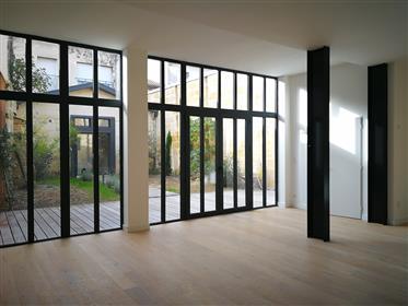Appartement T4 avec jardin et studio