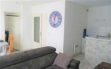 Lägenhet: 47 m²