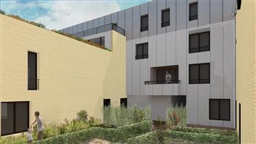Magnifique appartement T4 avec 434m² de jardin privatif