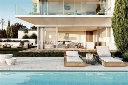 Apartamentos de luxo T2 num novo High End Beach Resort no Carvoeiro.