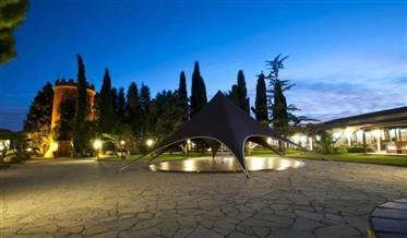 Magnificent Restoration Complex For Sale Mas D'en Ros 5 Ha Cambrils-Reus