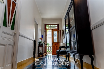 Beautiful House From The 30'S In Magnificent Condition, Ideally Located In Montélimar