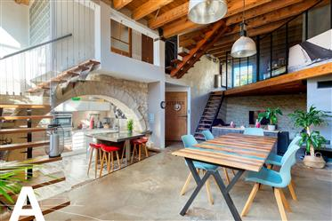 Life On Sailboat : Loft In A Village Near Nimes And Sommieres