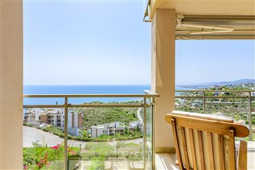 Espectaculares vistas al mar con las que pueden disfrutar desde este amplio apartamento