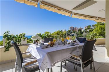 Deja Que El Sol Y El Mar Mediterráneo Forme Parte De Tu Vida En Esta Espectacular Casa En Benicasim