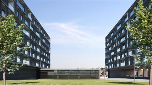 3 bedrooms apartment Matosinhos Sul - 235 sqm with 2 Parking Places (T4+1A2)