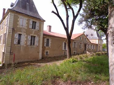 Château gascon, 10 ha