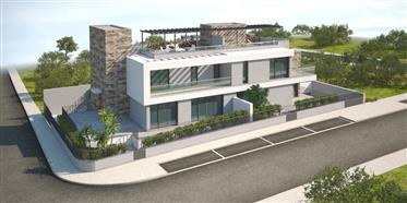 Fantástica moradia T4 com arquitectura contemporânea